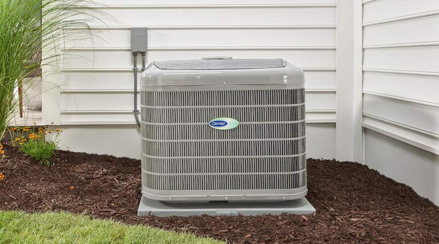 Carrier Central Air Conditioning